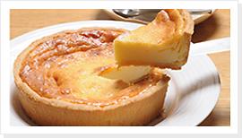 生チーズケーキタルト・焼きチーズケーキ